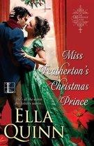 Omslag Miss Featherton's Christmas Prince