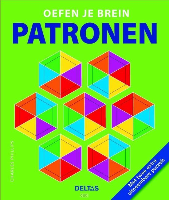 Philips, Oefen je brein - Patronen - Charles Phillips pdf epub
