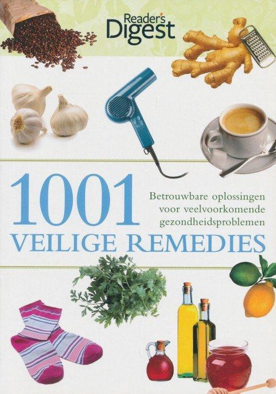 1001 Veilige remedies - Ans van der Graaf ( red.) | Fthsonline.com