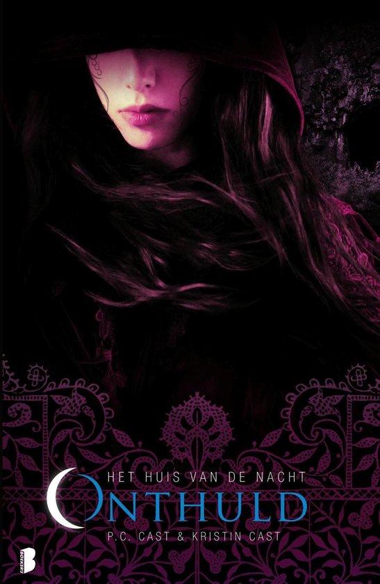 Het huis van de nacht 11 - Onthuld - Kristin Cast |