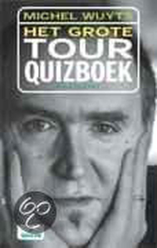 Cover van het boek 'Het Grote Tourquizboek'