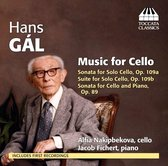 Gal: Music For Cello