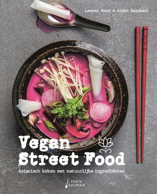 Afbeelding van Vegan street food