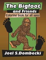 The Bigfoot and Friends Coloring Book