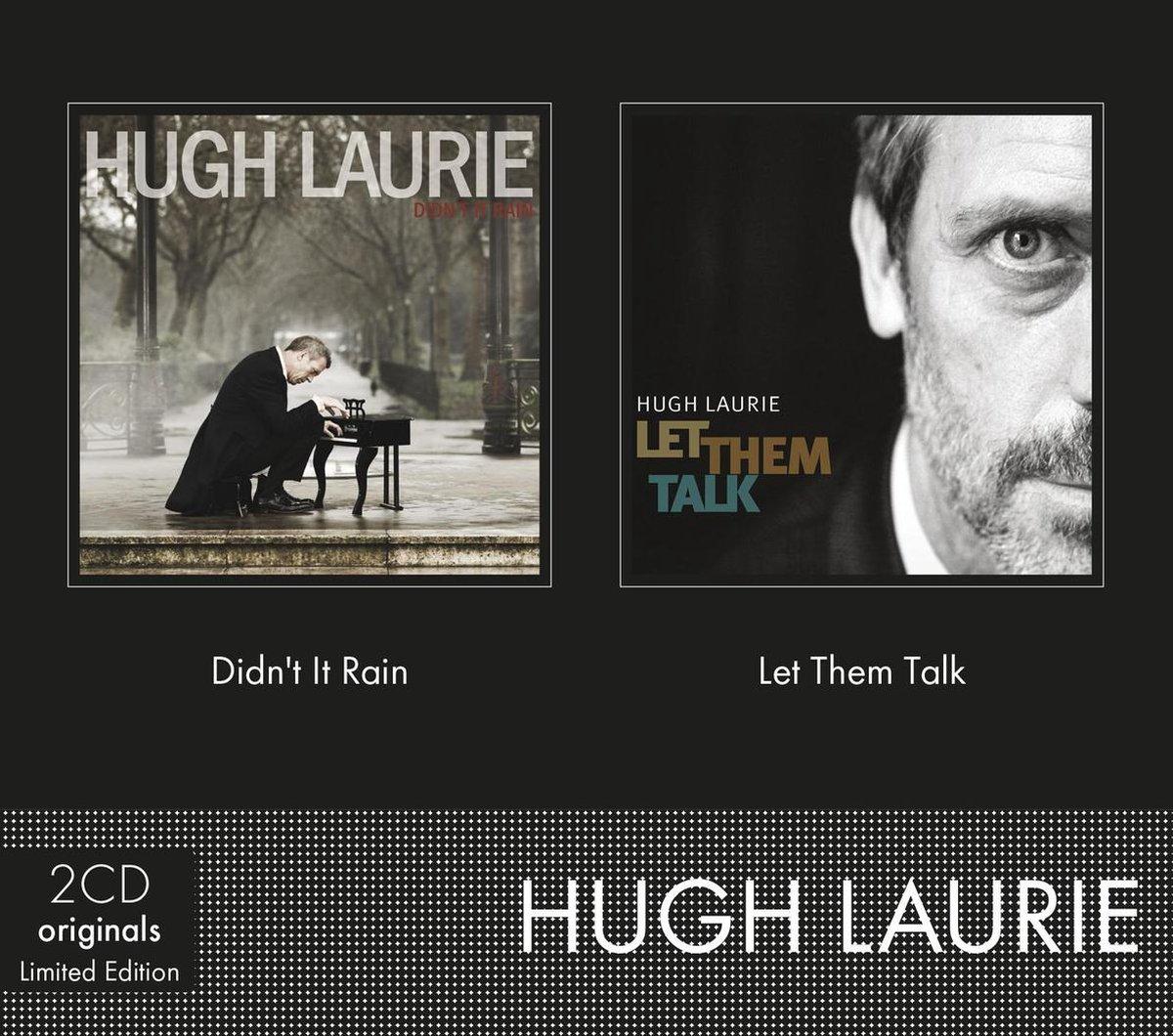 Let Them Talk / Didn't It Rain (Coffret) - Hugh Laurie