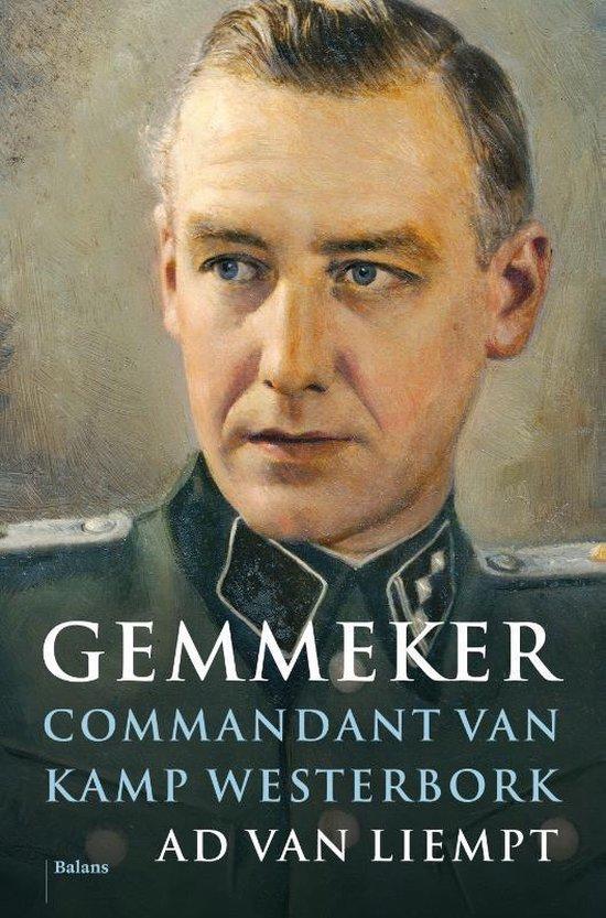 Boek cover Gemmeker van Ad van Liempt (Hardcover)