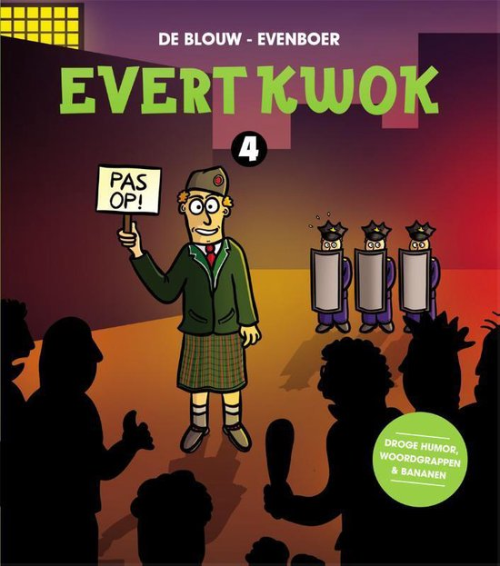 Evert Kwok 4 - Eelke de Blouw pdf epub