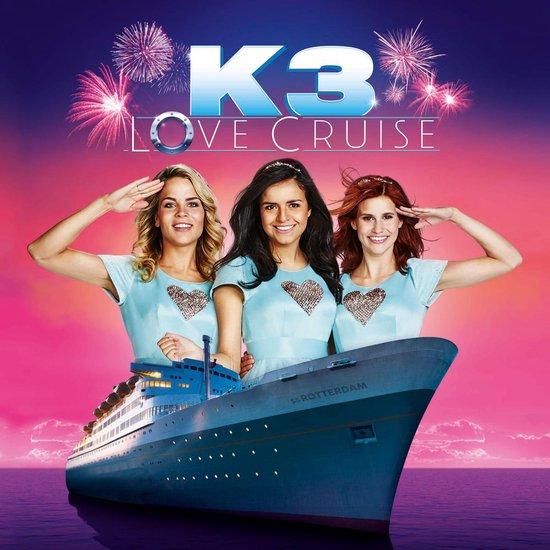 CD cover van Love Cruise van K3