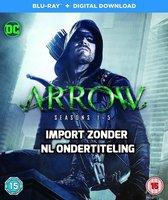 Arrow - Seizoen 1 t/m 5 (Blu-ray) (Import)