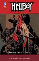 Hellboy hc01. de kiem van het kwaad