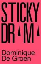 Omslag Sticky Drama