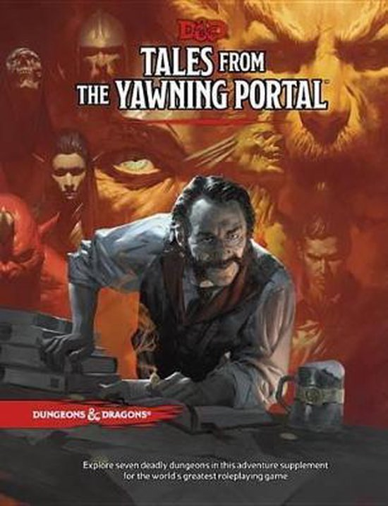 Afbeelding van het spel Tales from the Yawning Portal