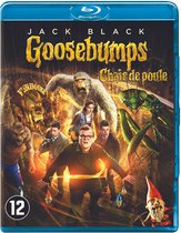 Goosebumps (2015) (Blu-ray)