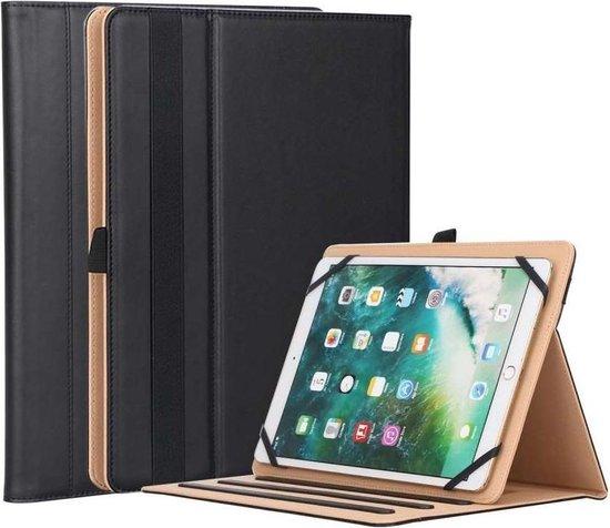 Universele Tablet Hoes met band (7.0 t/m 10.5 inch) - zwart