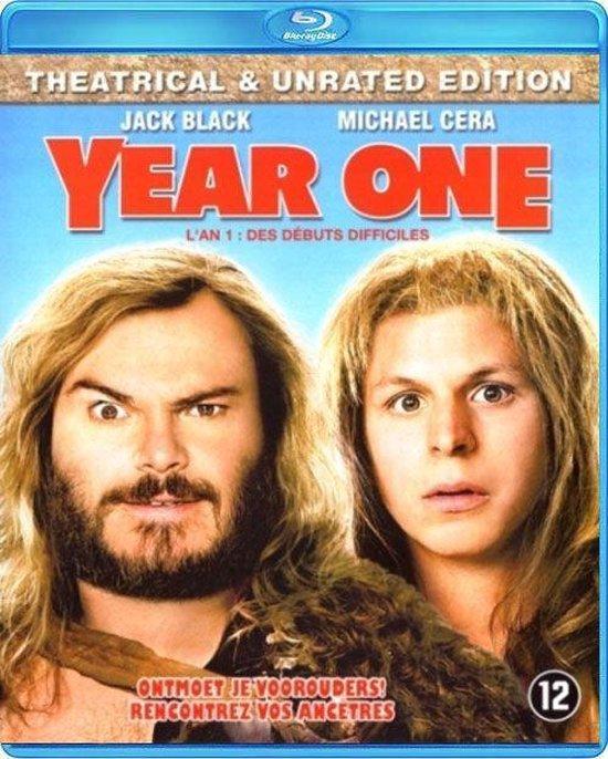 Cover van de film 'Year One'