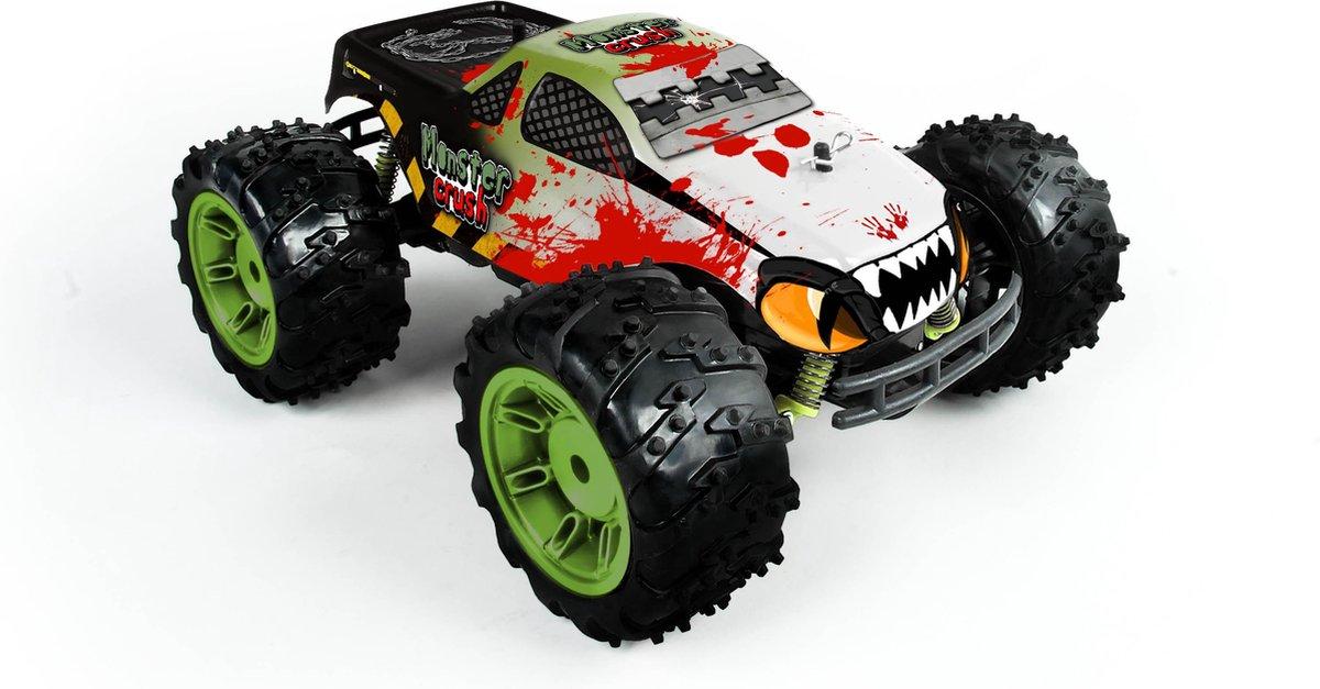 TopRaiders Gear2Play Monster Crush - Bestuurbare auto - Gear2Play