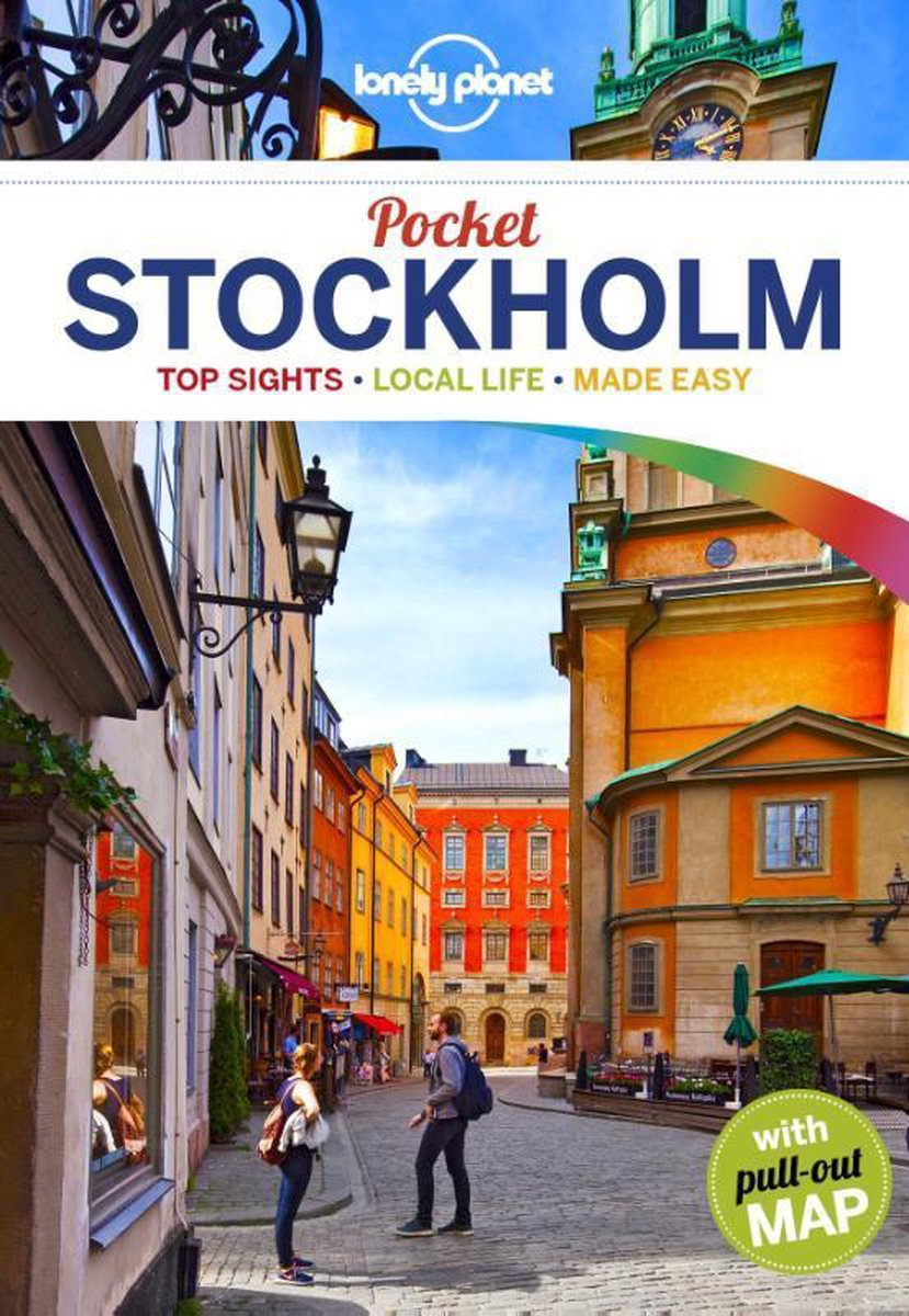 Lonely Planet Pocket Stockholm - Lonely Planet