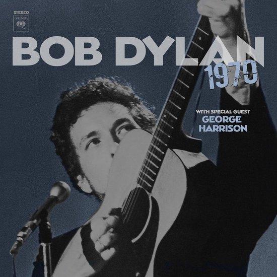 CD cover van 1970 van Bob Dylan