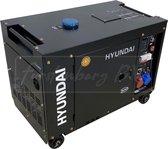 HYUNDAI HDG90 Heavy duty diesel generator 400V 7,5Kva