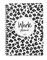 Afbeelding van Zoedt werkplanner - panter - A5 formaat - to do notitieboek