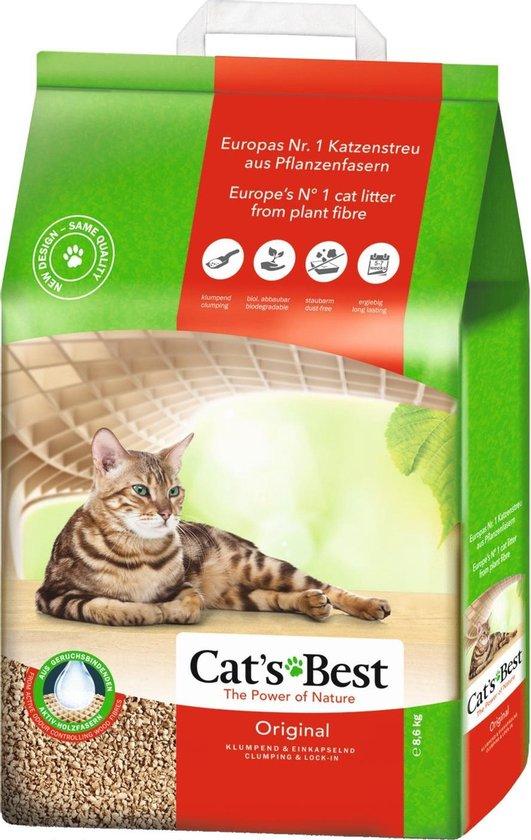 Cat's Best Original - Kattenbakvulling - 20 l