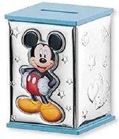 Disney Mickey Money Bank blue