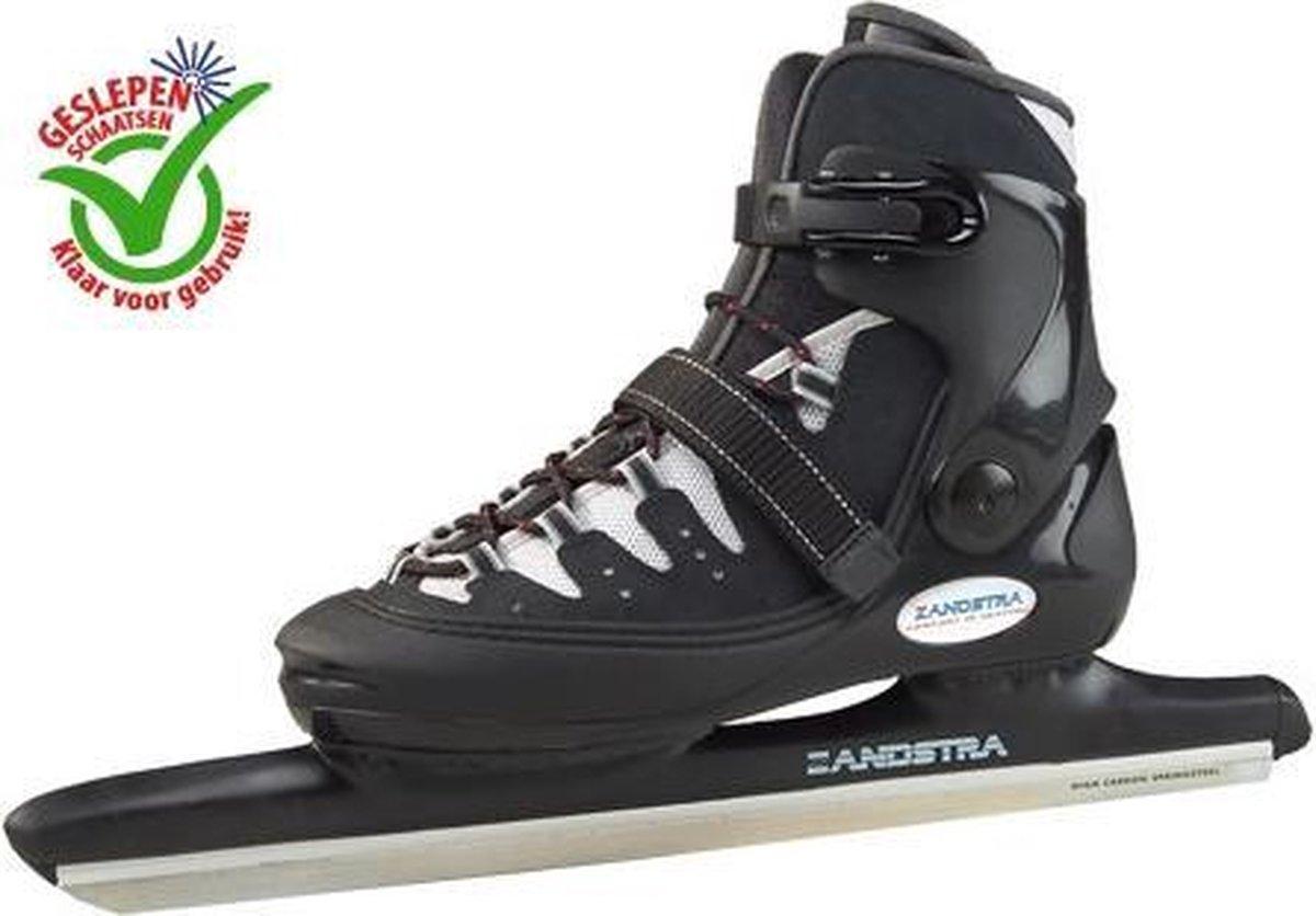 Zandstra Comfort Noor 1392 - Zwart - 43
