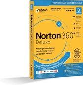 Norton 360 Deluxe 25GB opslagruimte cloud- 3 Apparaten / 6  Maanden + VPN en SafeCam voor pc
