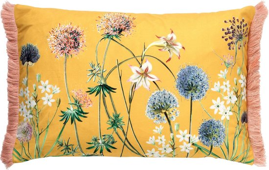 Dutch Decor Kussenhoes Bloom 40x60 cm Golden Glow