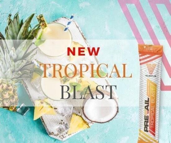 Valentus Tropical Blast Pinacolada 1 week (6 zakjes)