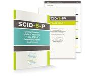 SCID-5-P: Scoreformulieren (50 ex.)
