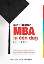 Ben Tiggelaar MBA in een dag - het boek