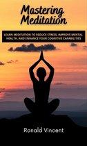 Omslag Mastering Meditation