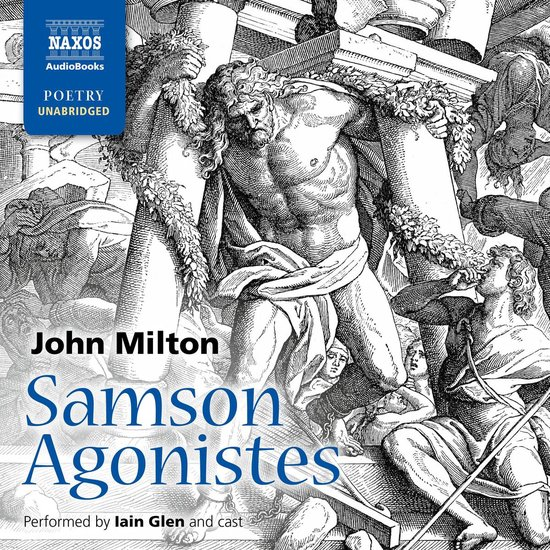 Boek cover Samson Agonistes van John Milton (Onbekend)