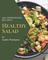 365 Homemade Healthy Salad Recipes