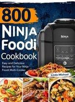 800 Ninja Foodi Cookbook