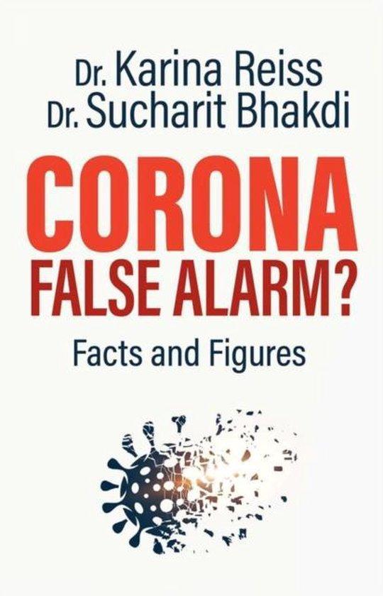 Boek cover Corona, False Alarm? van Karina Reiss (Paperback)