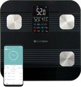 Silvergear Premium Slimme Weegschaal – Lichaamsanalyse en Hartslagmeter