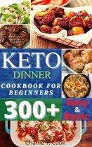 Keto Dinner Cookbook For Beginners