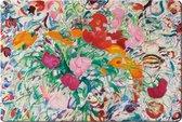 Placemat: Bloemen voor een gebloemde lap, Leo Gestel, Singer Laren