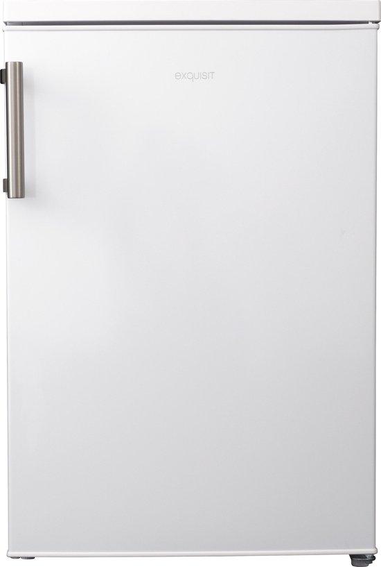 Koelkast: Exquisit KS16-V-H-010DW - Tafelmodel Koelkast - Wit, van het merk Exquisit