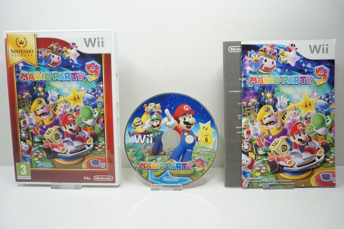 Mario Party 9 - Nintendo Selects - Wii - Nintendo