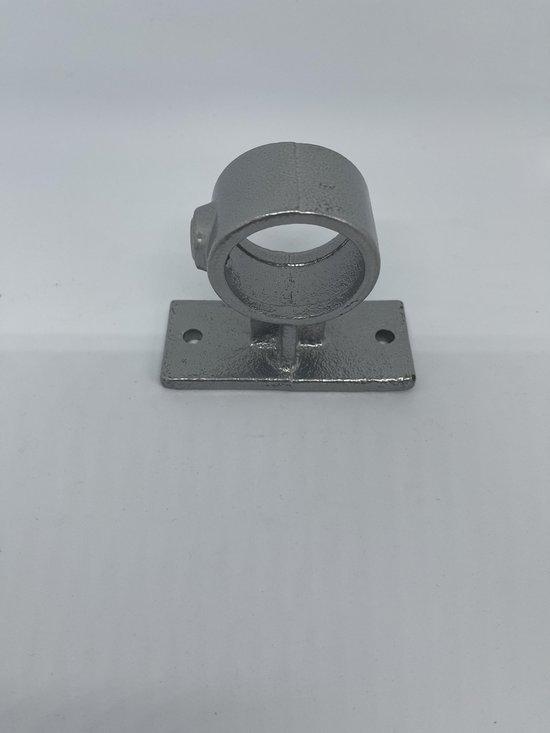 4x master clamps leuningdrager 42.4 mm(40mm past ook prima)-Buiskoppeling-Knel koppeling-Steigerbuis koppeling-Optrekstang -Pull up bar .