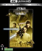 Star Wars: Episode II - Attack of the Clones (4K Ultra HD Blu-ray) (Import zonder NL)