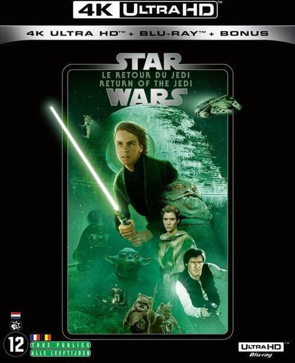 Star Wars: Episode VI - Return of the Jedi (4K Ultra HD Blu-ray) (Import zonder NL)-