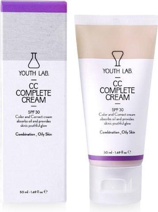 YOUTH LAB. CC Complete Cream SPF 30 50 ml CC cream