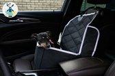 Autostoel Hond - Hondenstoel Auto - Hondenmand Auto - Opvouwbaar Autozitje...