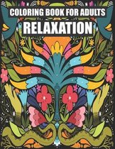 Coloring Book for Adults Relaxation.: Adult Coloring Books