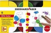 Eberhard Faber - Vingerverf voor kinderen - 6x40ml