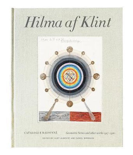 Boek cover Hilma af Klint Catalogue Raisonne Volume V van Daniel Birnbaum (Hardcover)